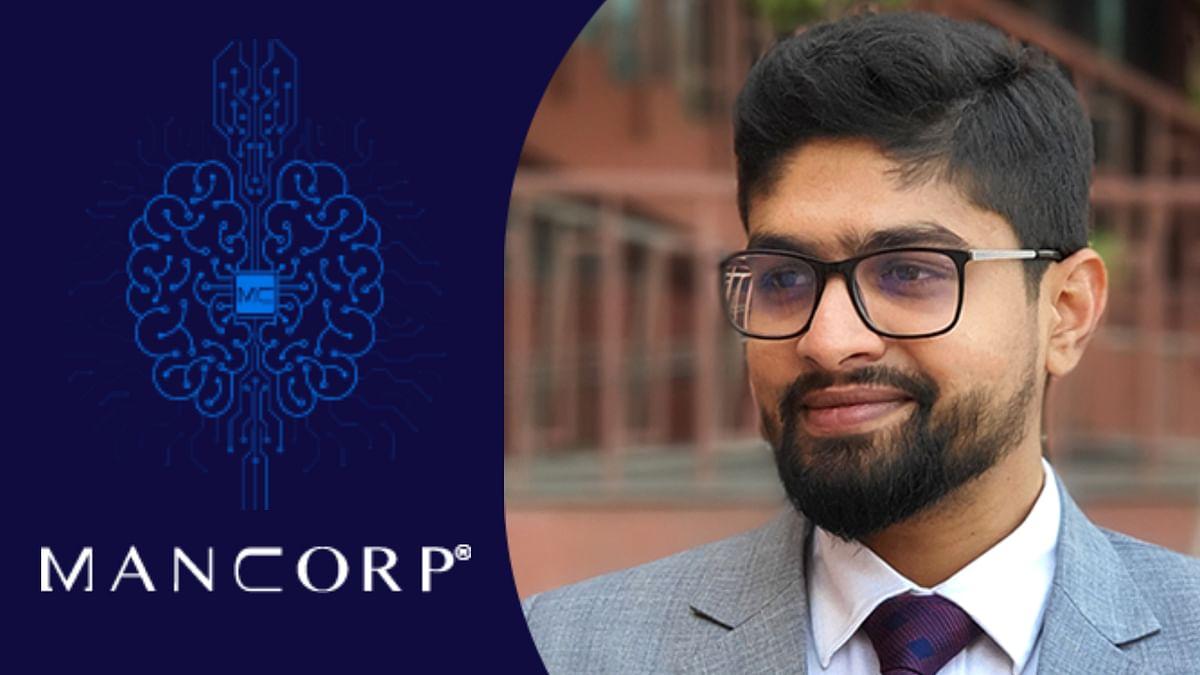 Manthan Trivedi  CEO, ManCorp Innovation Labs