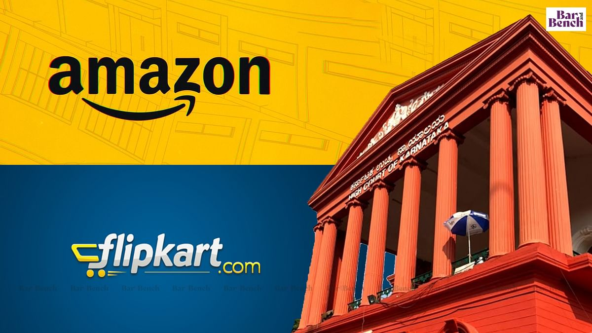 [BREAKING] Karnataka High Court dismisses petitions by Amazon, Flipkart against CCI probe on competition law violations