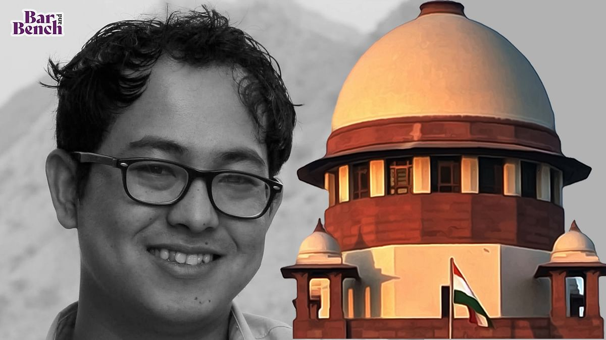 Father of Manipur activist moves SC; claims son under preventive detention for criticising BJP leaders advocating Cow dung as COVID cure