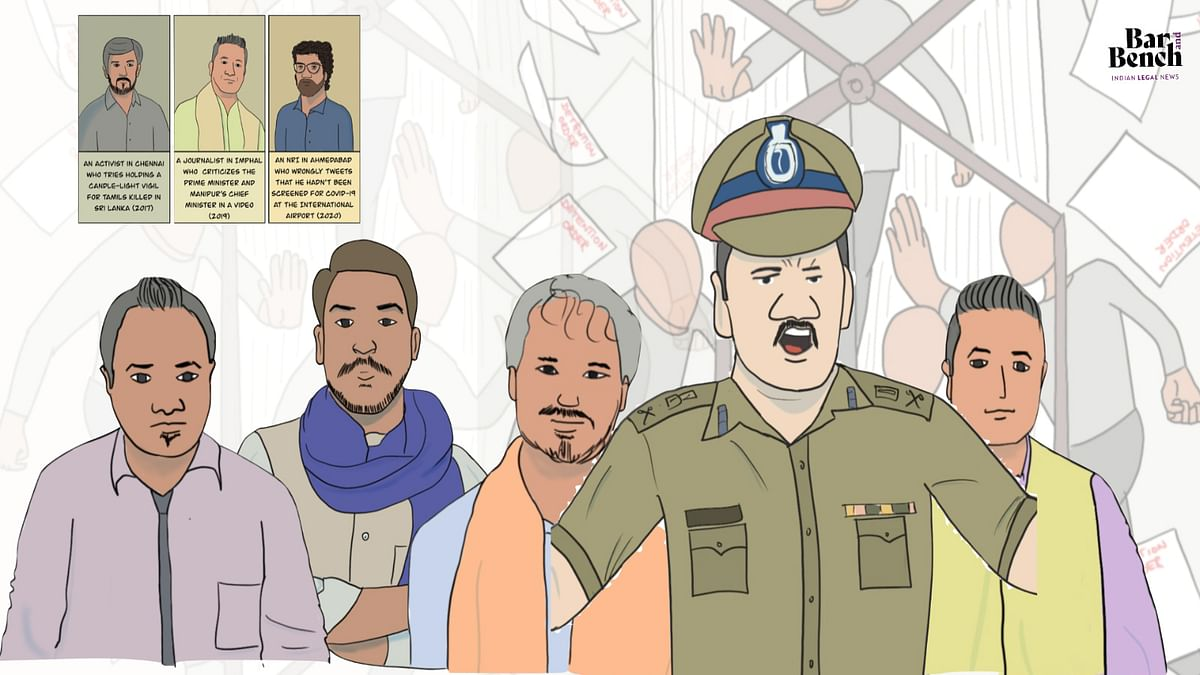 """Preventive Detention: Illustrations on the """"no vakil, no appeal, no daleel"""" model"""
