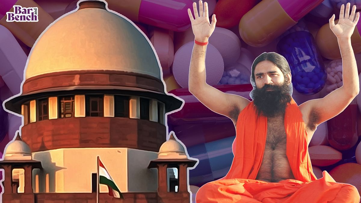 [BREAKING] Baba Ramdev moves Supreme Court against multiple FIRs against him in relation to comments on Allopathy's efficacy against COVID-19