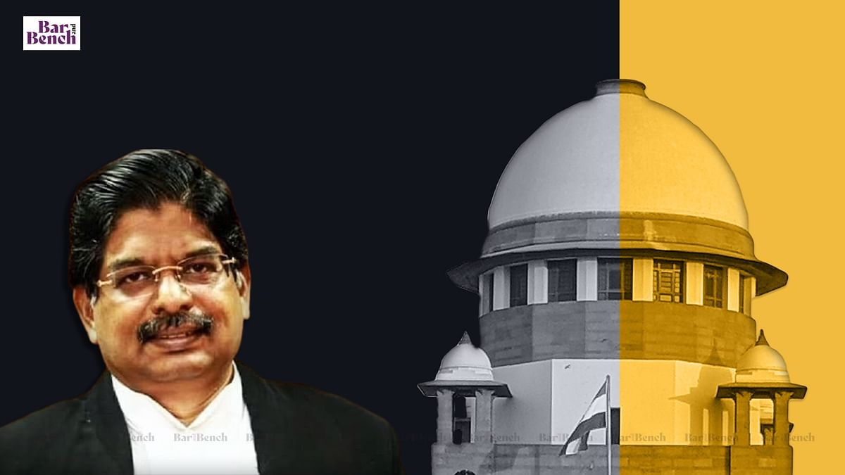 There is a diversity deficit in Supreme Court: Rajya Sabha MP P Wilson flags concern to Law Minister Kiren Rijiju