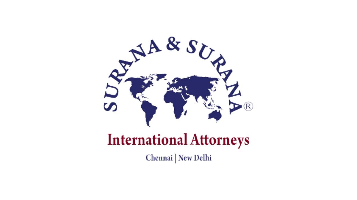 Surana & Surana International Attorneys is hiring Associate / Senior Associate