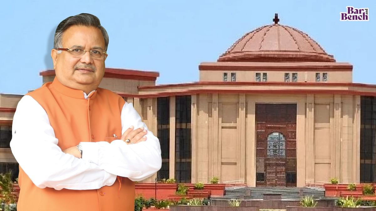 "[BREAKING] ""Political grudge:"" Chhattisgarh High Court stays FIR against BJP leader Raman Singh for tweet in relation to alleged Congress toolkit"