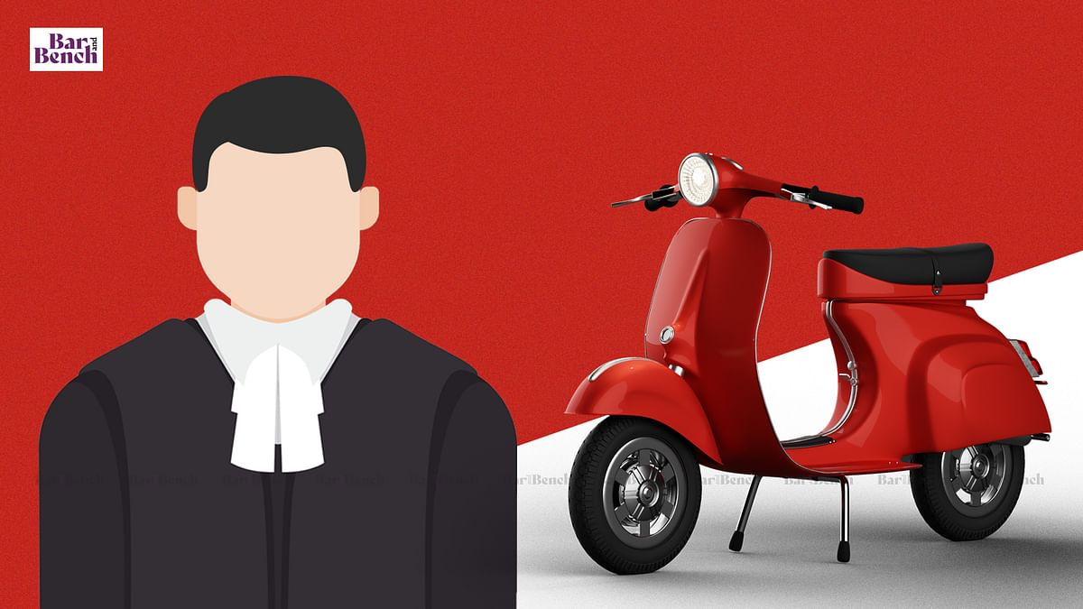Allahabad High Court declines to hear lawyer who appeared for video conference hearing while riding scooter
