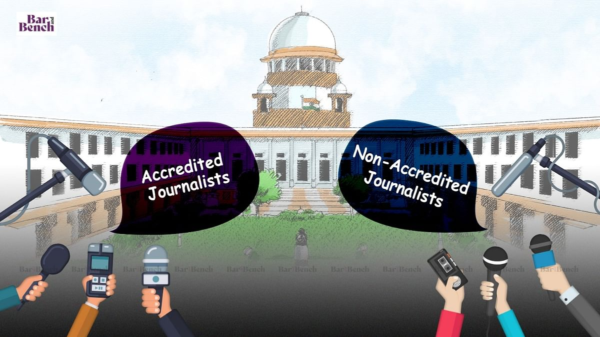 Differentiating between accredited and non-accredited journalists for COVID-19 relief violates Article 14: Plea in Supreme Court