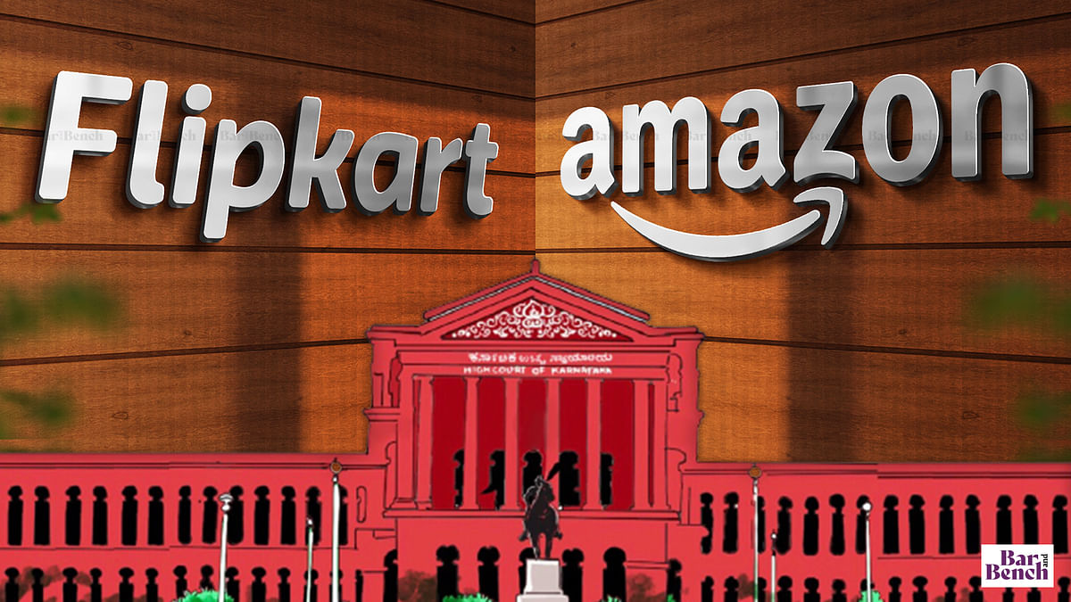 CCI probe on competition law violations: Karnataka High Court Division Bench reserves judgment in appeals by Amazon, Flipkart