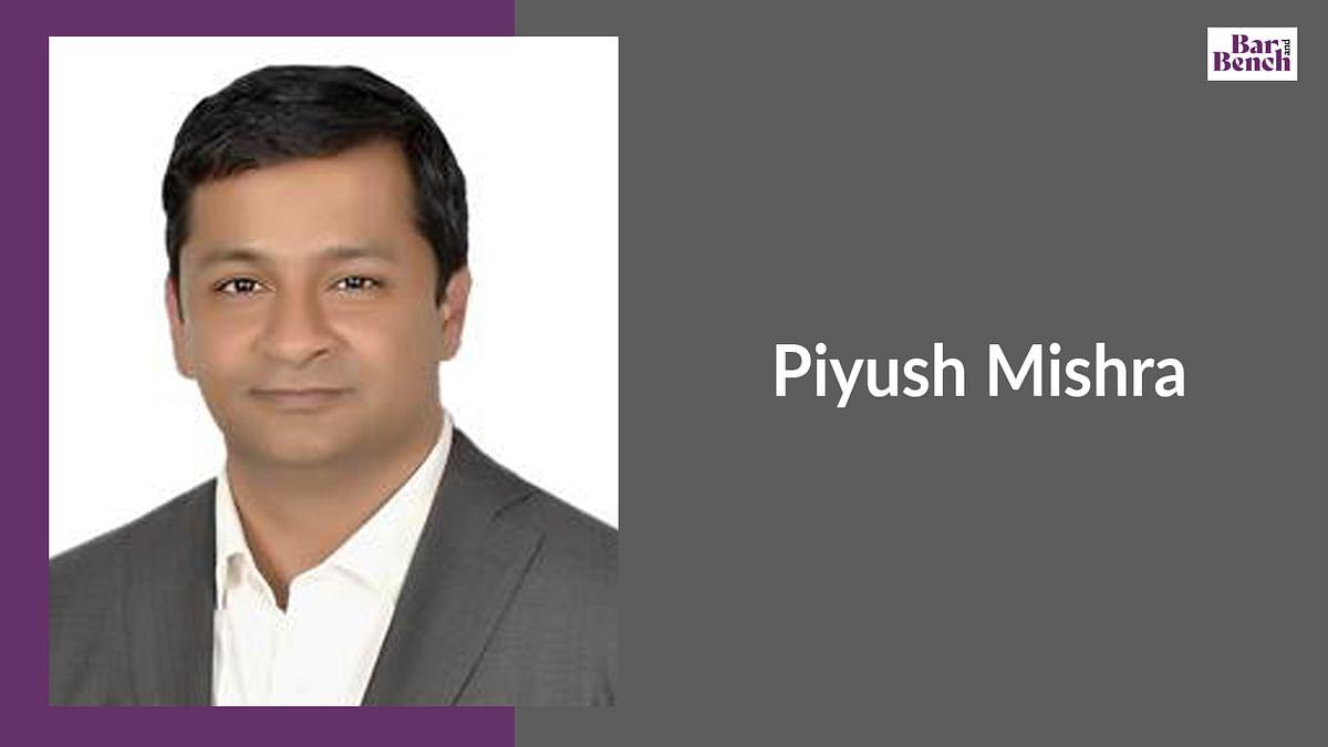 Piyush Mishra leaves AZB & Partners to rejoin L&L Partners in Mumbai
