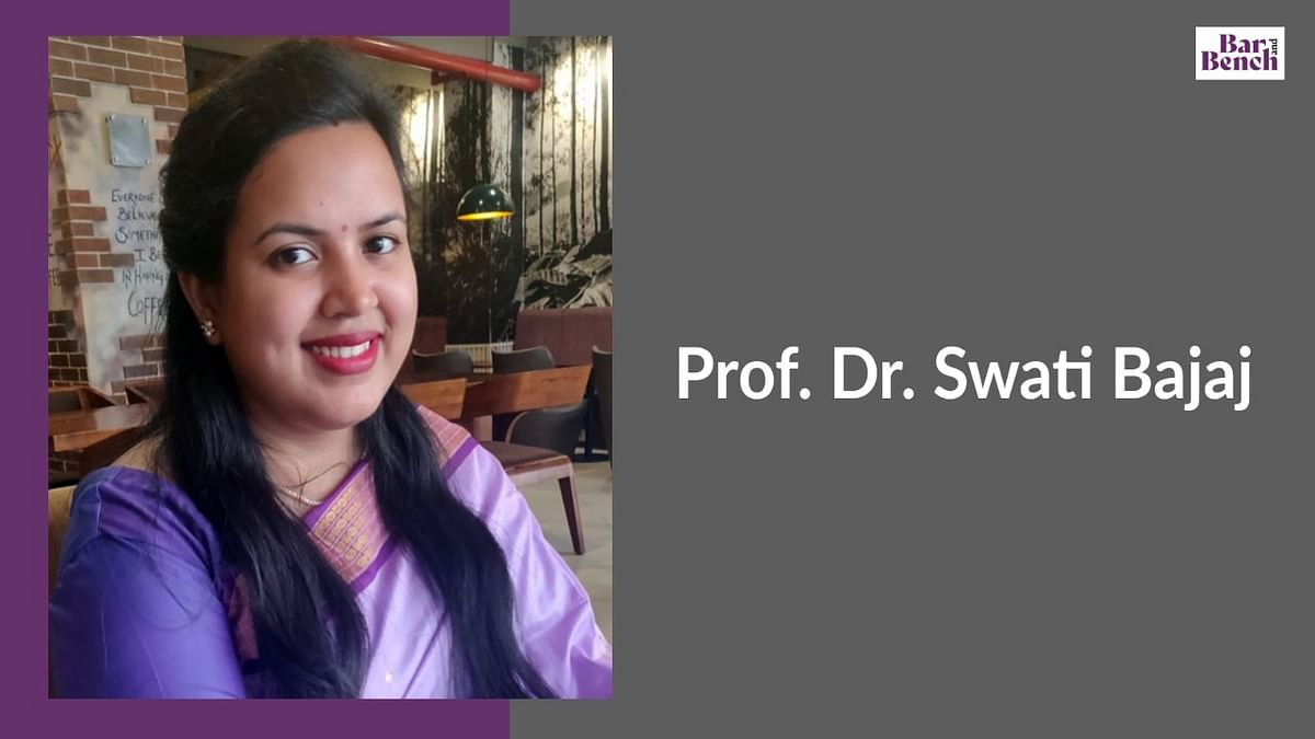 In Conversation with Prof. Dr. Swati Bajaj, Amity Law School Delhi