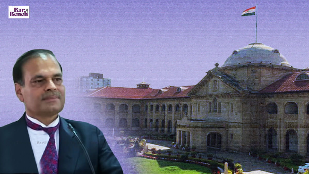 Justice Munishwar Nath Bhandari to take over as acting Chief Justice of Allahabad High Court [Read Notification]