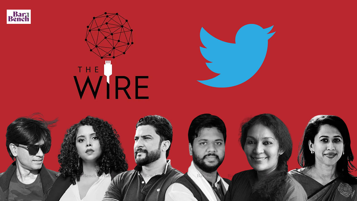 UP Police registers FIR against Twitter, The Wire, Rana Ayyub, Shama Mohamed, Mohammed Zubair for tweeting Ghaziabad attack video
