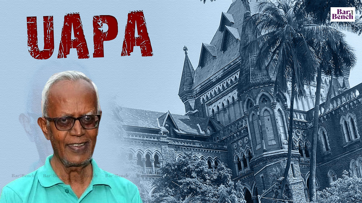 """[BREAKING] """"Bail under UAPA illusory:"""" Bhima Koregaon accused Father Stan Swamy moves Bombay High Court challenging Section 43D(5) of UAPA"""