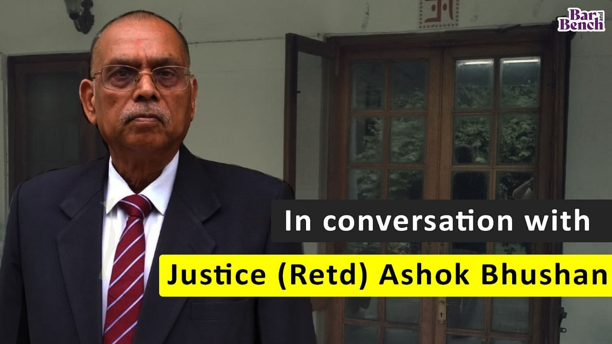 """[EXCLUSIVE] """"Ayodhya dispute was not an inter-religious dispute, it was a land dispute:"""" In conversation with Justice Ashok Bhushan"""
