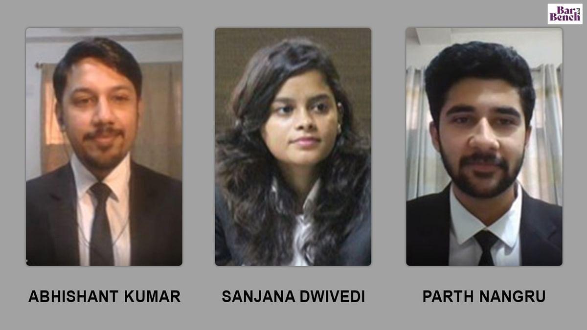 University of Petroleum and Energy Studies, Dehradun Wins B. M. Sreenivasaiah Memorial, 6th National Moot Court Competition