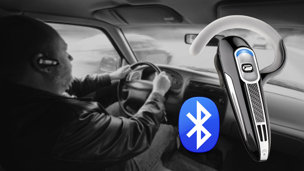 Can use of Bluetooth devices while driving vehicles be penalised? Kerala High Court seeks State govt response