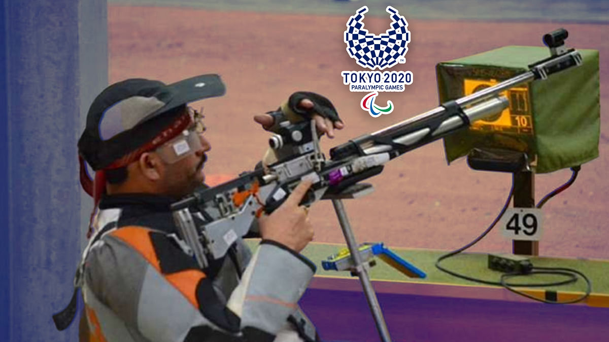 [BREAKING] Additional slot cannot be provided for shooter Naresh Kumar Sharma: International Paralympic Committee informs India
