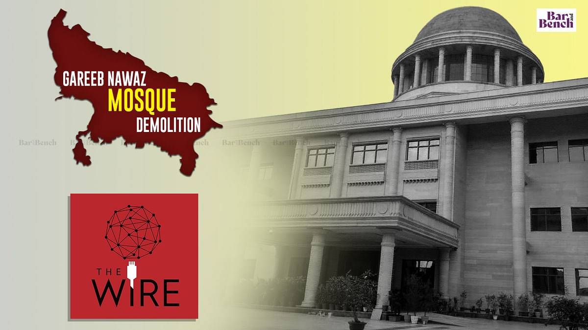[Breaking] Allahabad High Court refuses to quash FIR against Gareeb Nawaz Mosque Committee Secretary in relation to The Wire interview