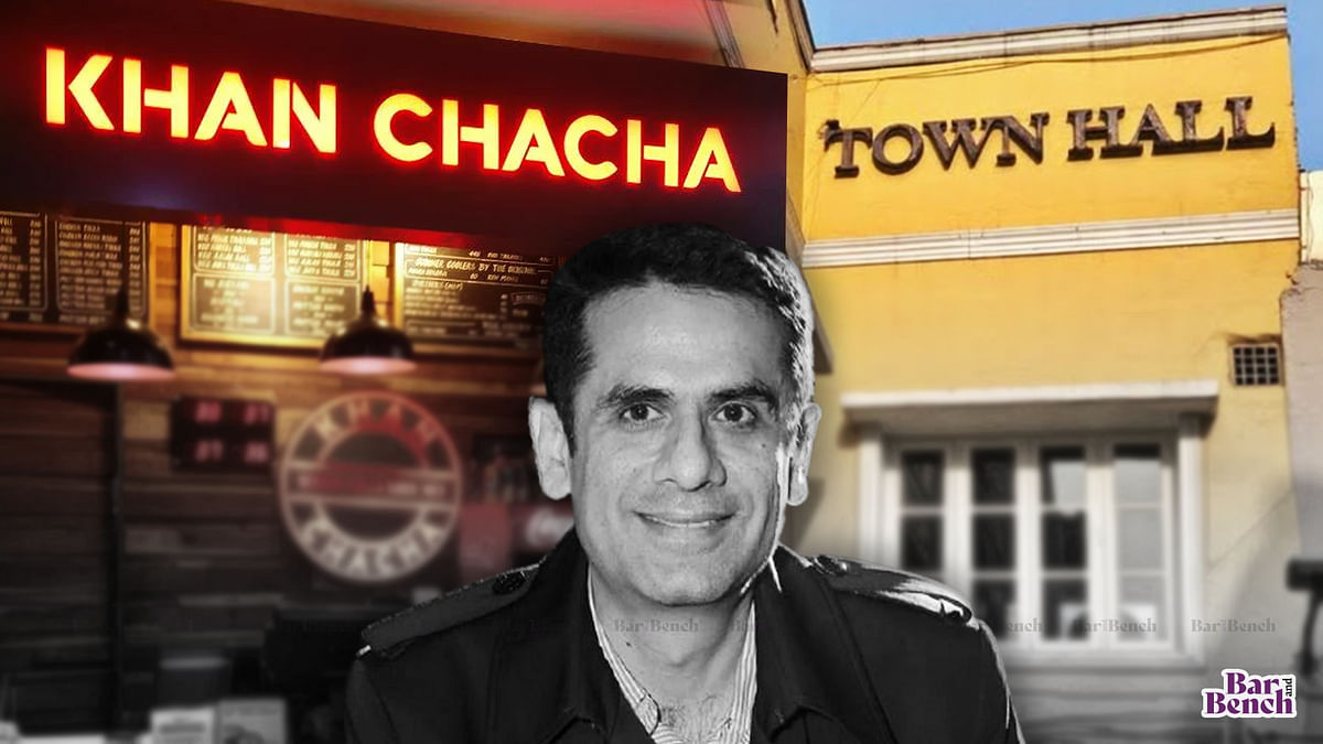 Licences of 'Khan Chacha', 'Town Hall' owned by businessman Navneet Kalra cancelled, Delhi High Court informed