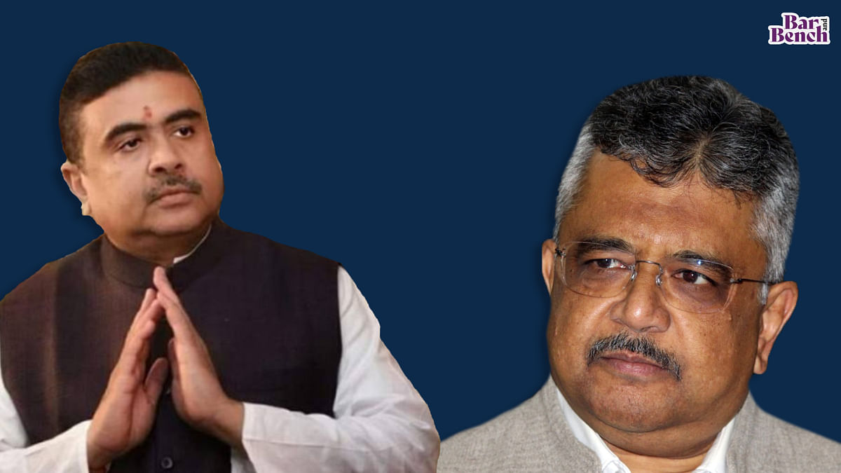 Solicitor General Tushar Mehta should make CCTV footage of visit of Narada scam accused Suvendu Adhikari public: TMC MPs write to President