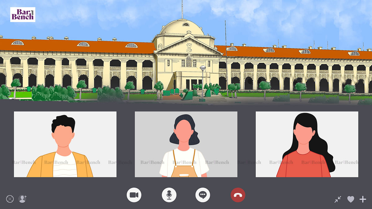 [Virtual hearing] Advocates lounging on bed, appearing with face pack unacceptable: Allahabad High Court prescribes dress code for lawyers