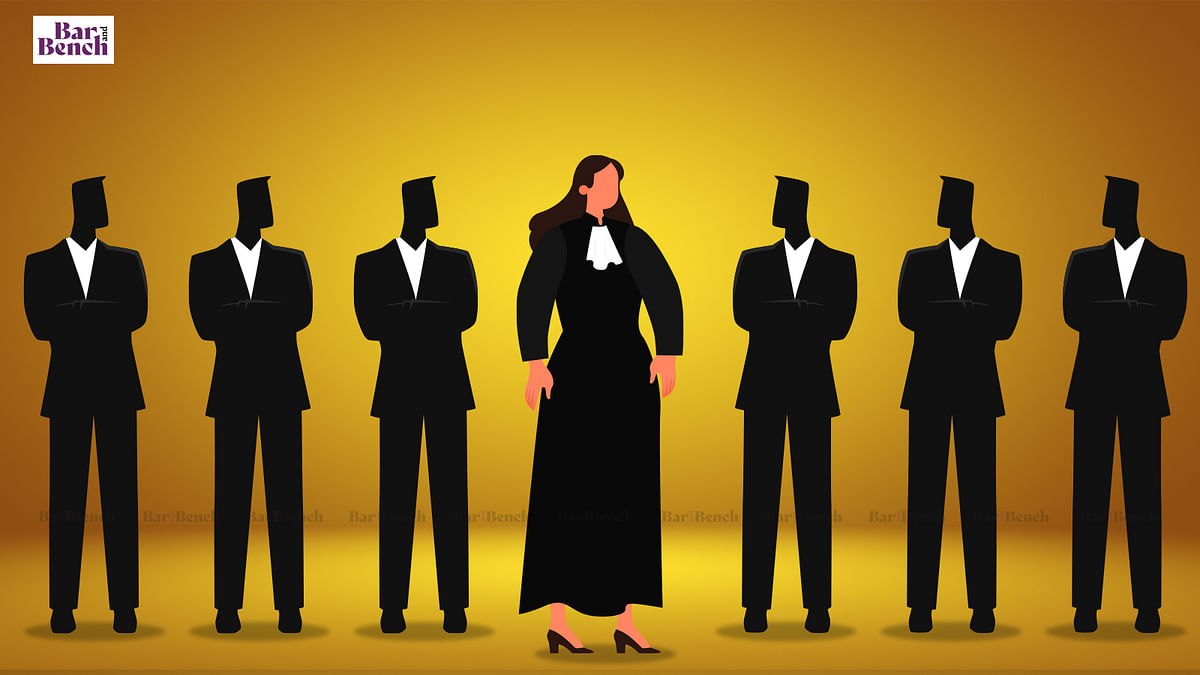Men's clubs that decide for everybody? Only 2.04% of State Bar Council representatives across India are women