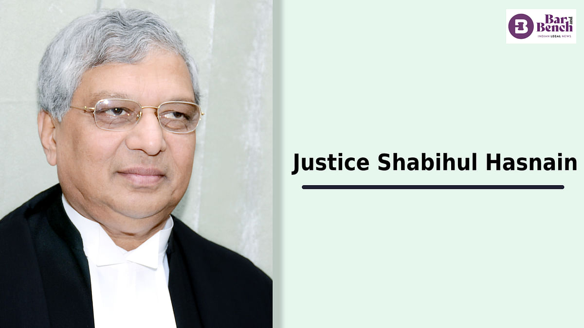 Former Allahabad High Court judge, Justice Shabihul Hasnain appointed Chairperson of Delhi Electricity Regulatory Commission