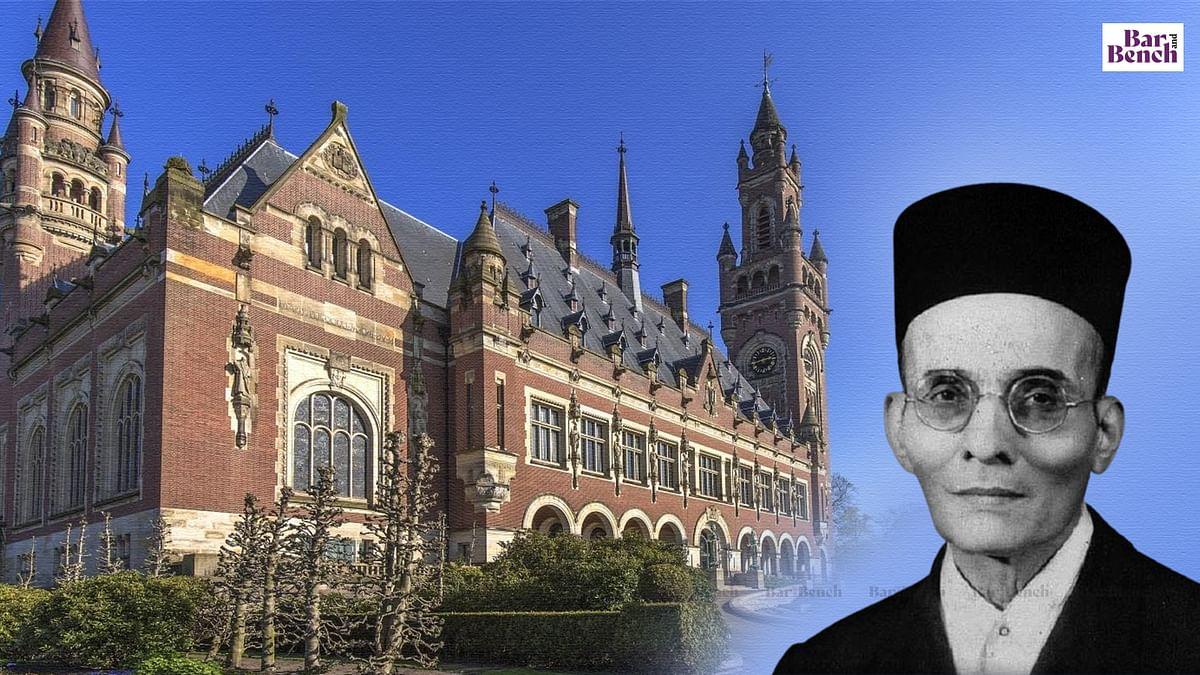 Savarkar, Habeas Corpus and Permanent Court of Arbitration: A historical narrative