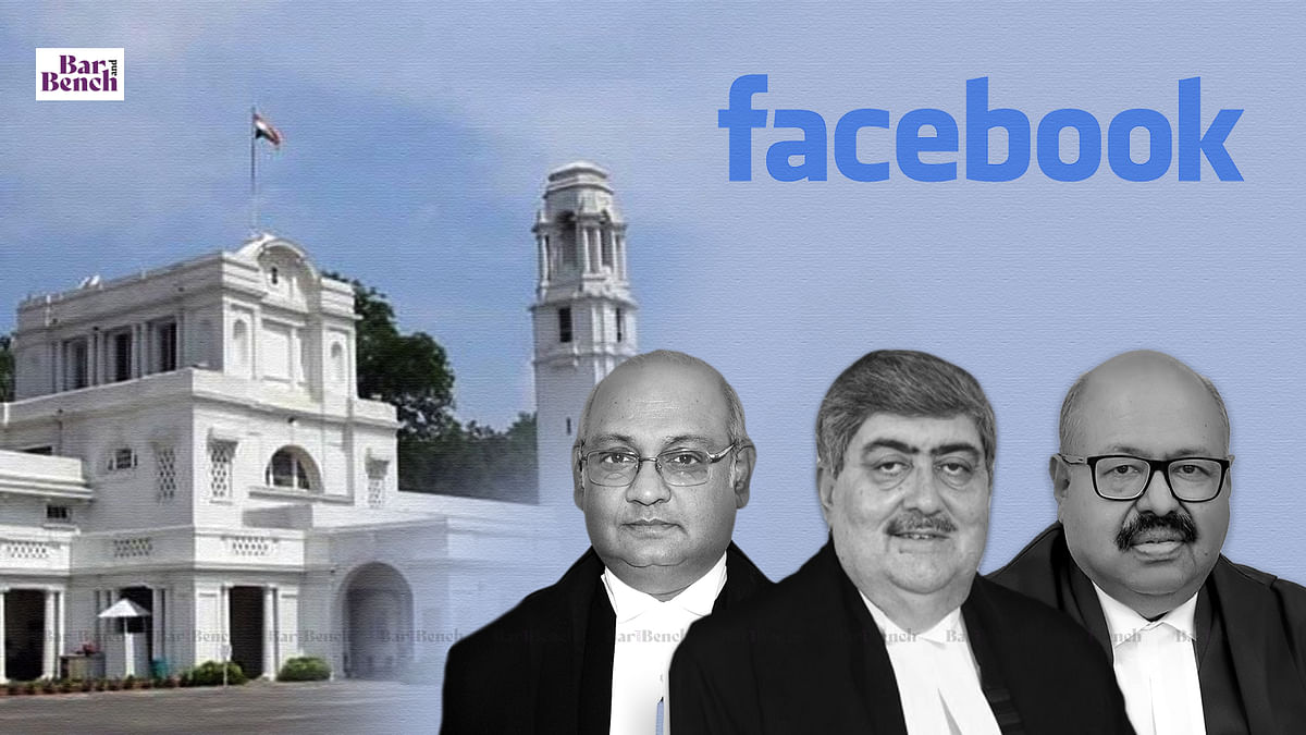 [Delhi Riots] Facebook cannot wash their hands off the issue; their role is not as innocuous as they claim: Supreme Court