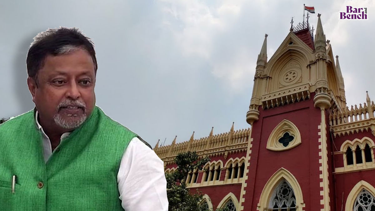 """PAC Chairman cannot be """"mouthpiece of Executive:"""" BJP MLA challenges appointment of Mukul Roy as PAC Chairman in Calcutta High Court"""