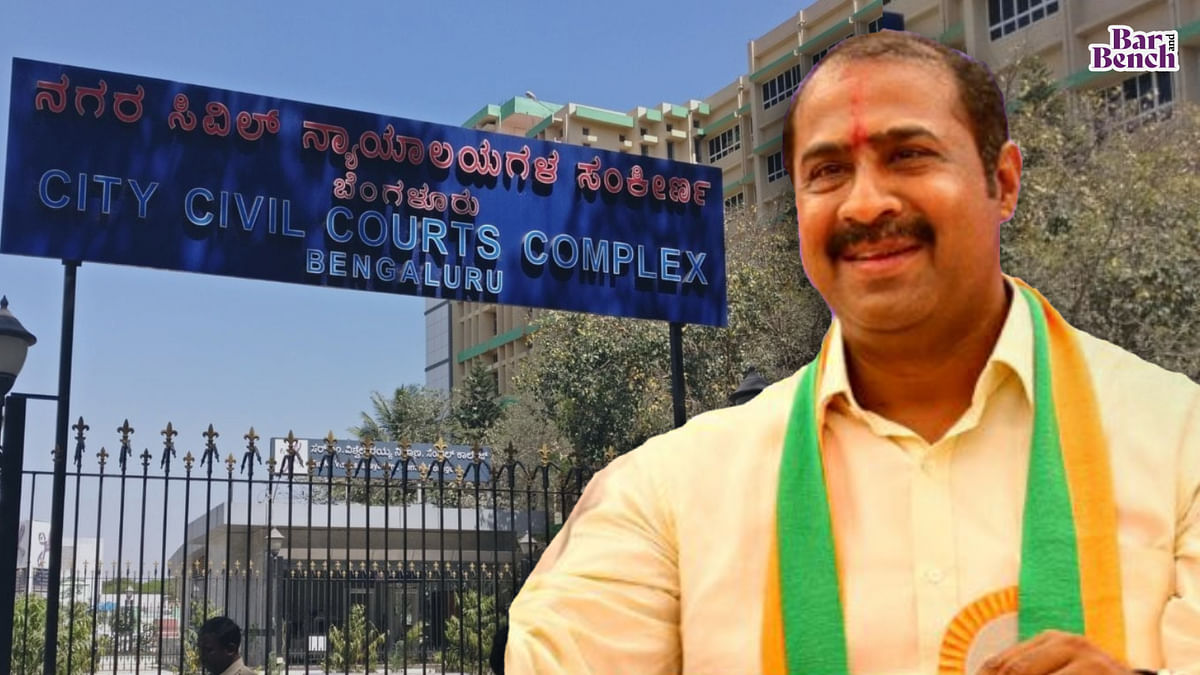 COVID-19 Bed Scam: Bangalore Court restrains 8 media houses and Facebook from publishing news against BJP MLA Satish Reddy