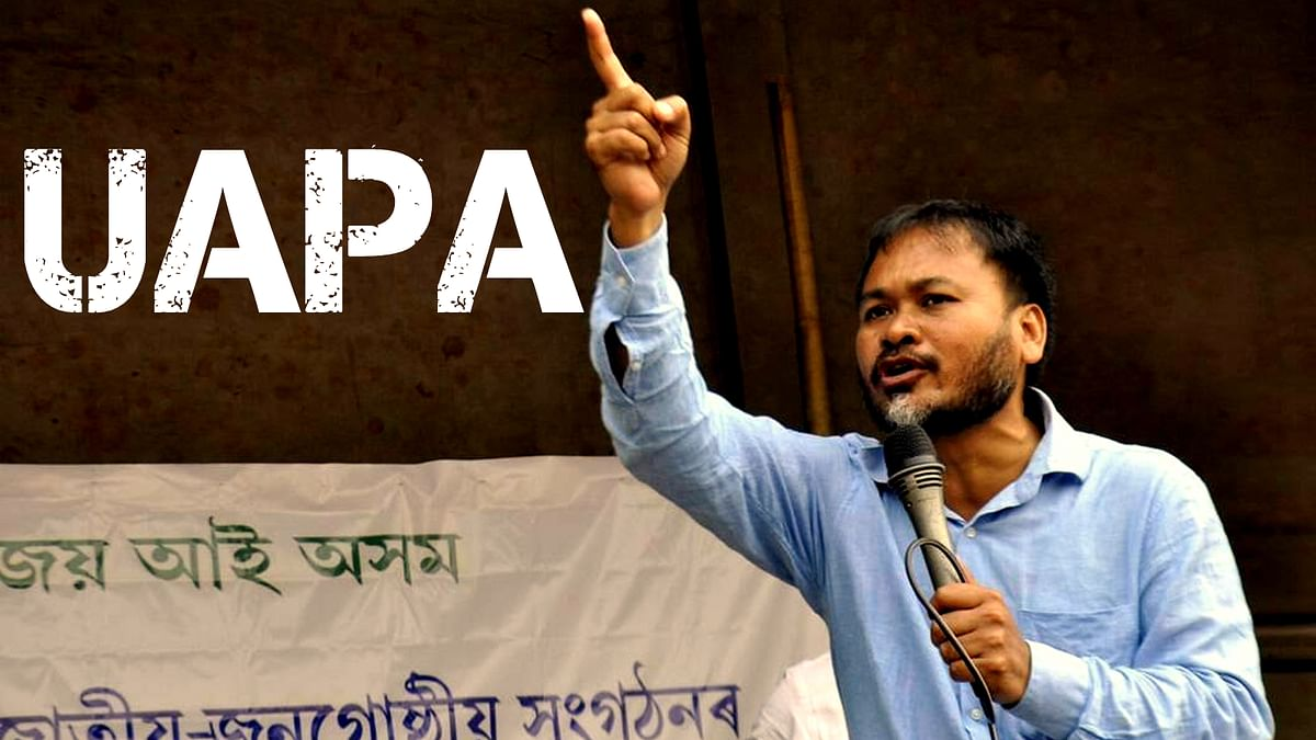 """""""Rather than inciting violence, he was exhorting people not to indulge in violence:"""" NIA court discharges Akhil Gogoi in UAPA, sedition case"""