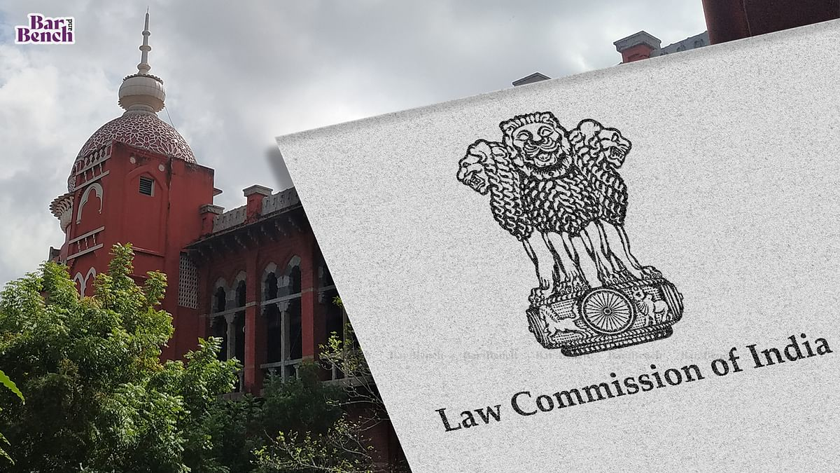 Enact Tort law, fill Law Commission vacancies: Madras High Court to Central govt