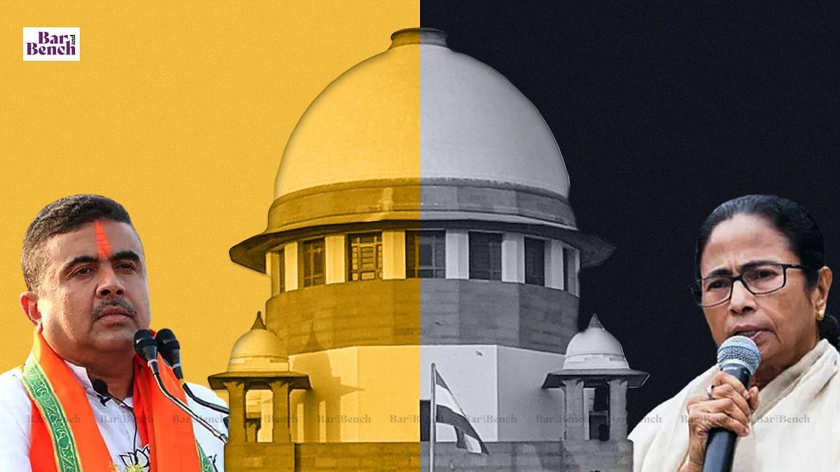 [BREAKING] Suvendu Adhikari moves Supreme Court seeking transfer of Mamata Banerjee's election petition out of West Bengal