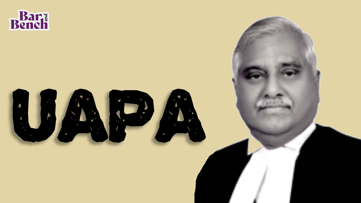 UAPA restricts role of courts in grant of bail; Supreme Court judgment in Watali case has tied hands of defence: Justice Gopala Gowda