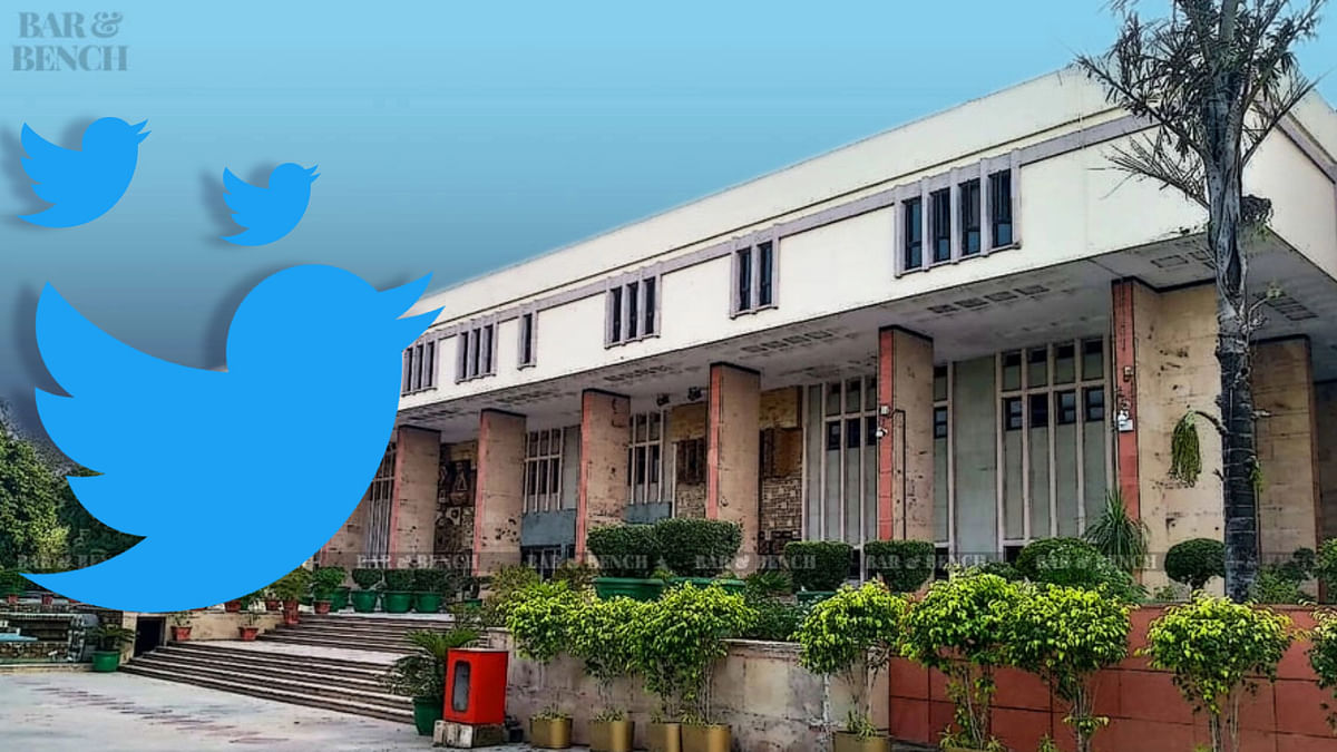 """File affidavits stating that """"interim"""" officers appointed under IT Rules will be held responsible, no interim protection: Delhi HC to Twitter"""