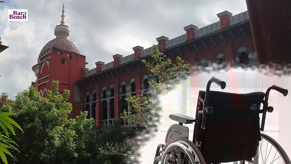 Make public buildings in TN accessible to persons with disabilities in a year: Madras High Court