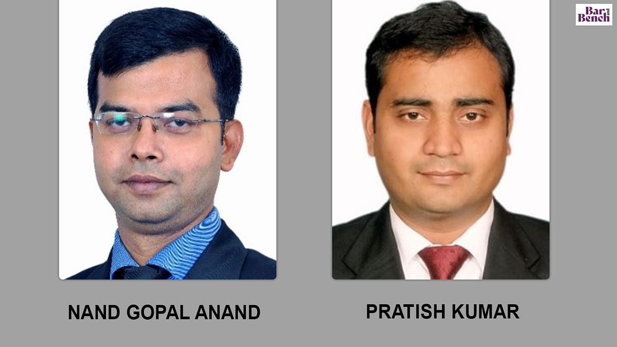 Ex-Juris Corp lawyers Nand Gopal Anand and Pratish Kumar join JSA as Partners