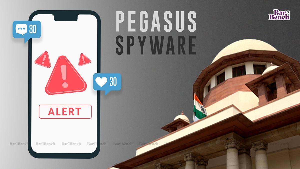 """[BREAKING] """"We will hear it next week:"""" Supreme Court on plea seeking probe into Pegasus scandal"""