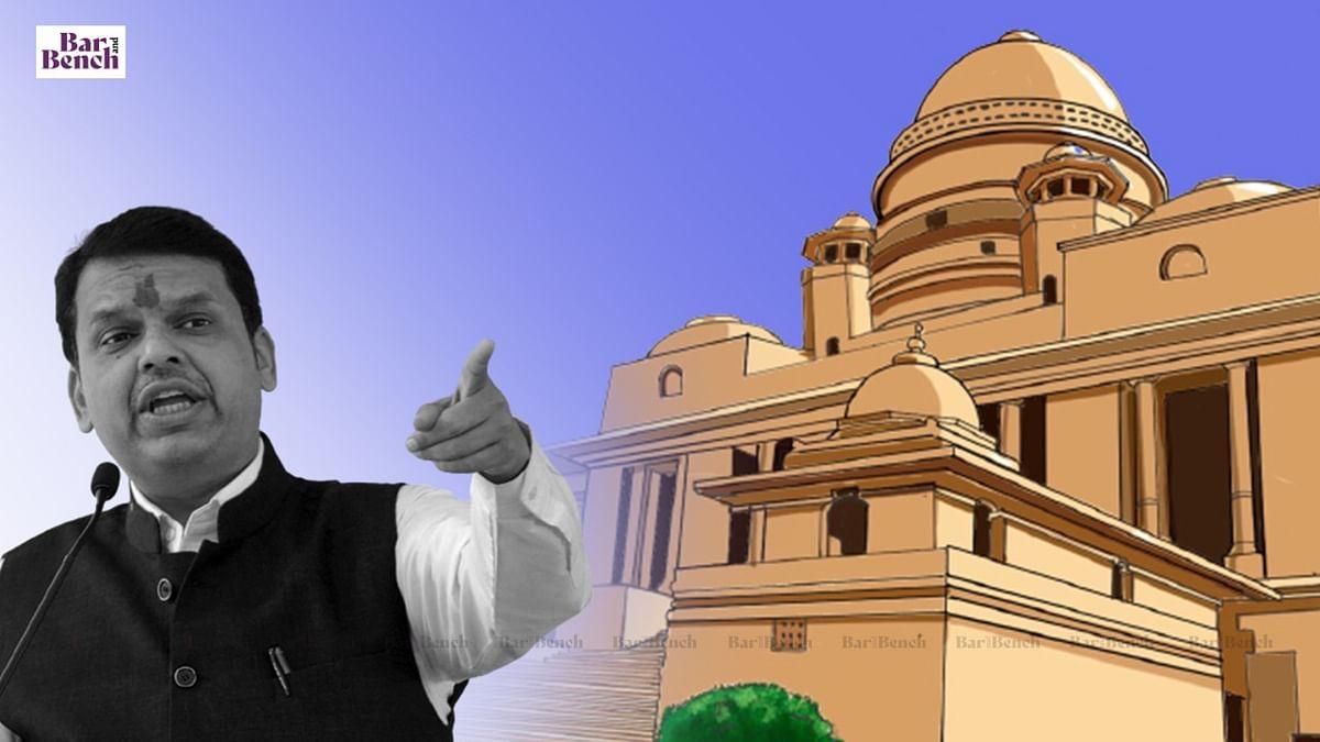 Bombay High Court dismisses plea which alleged ex Maharashtra Chief Minister Devendra Fadnavis used Pegasus to obtain court documents