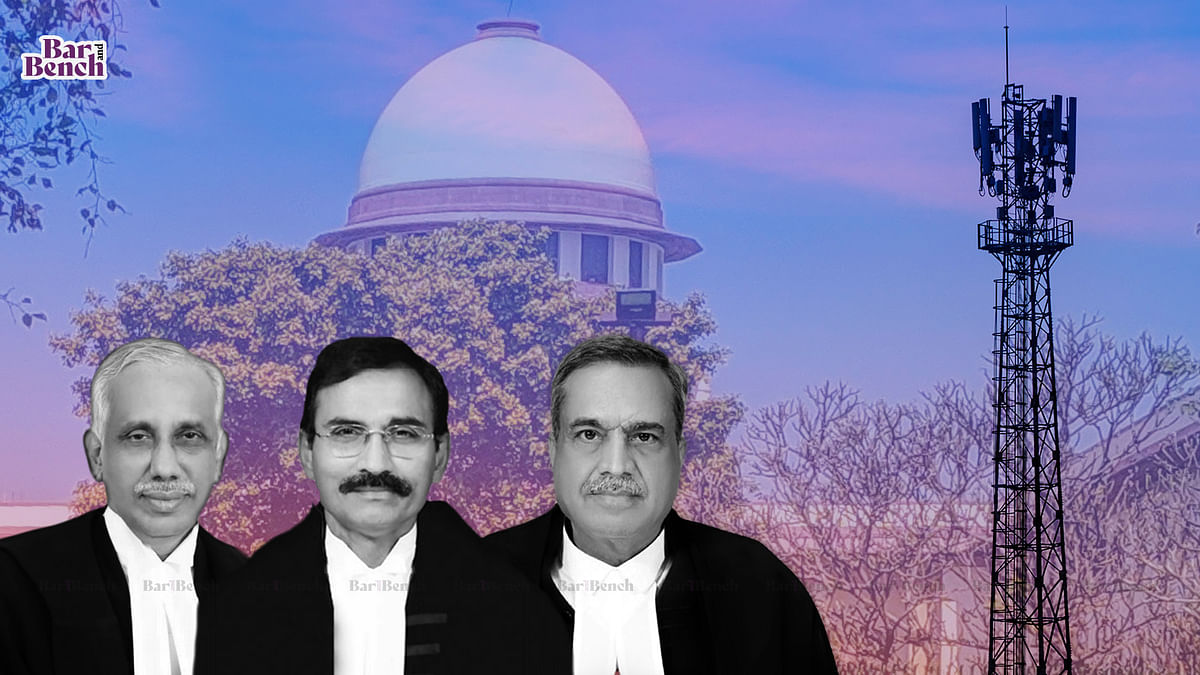 Supreme Court restrains Department of Telecom from invoking bank guarantees of Bharti Airtel for non-payment of Videocon's AGR dues