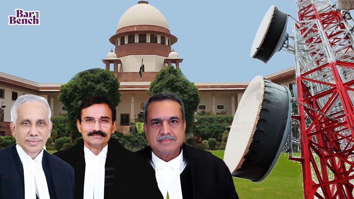 [BREAKING] Supreme Court dismisses plea by telcos seeking recalculation of AGR dues