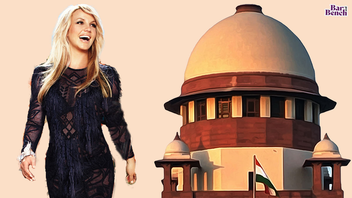 Supreme Court refuses plea by married Spiritual guru for release of live-in partner from parents' custody; refers to Britney Spears case from US