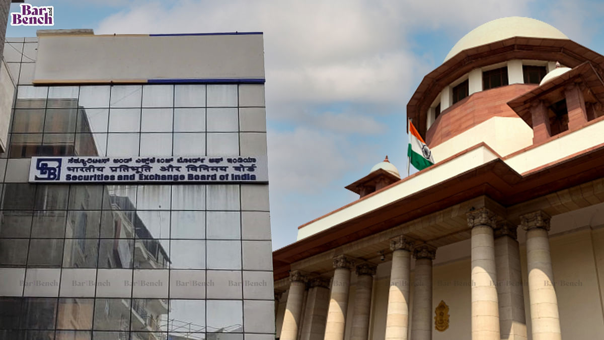 SEBI consent not mandatory for compounding offences under Section 24A of SEBI Act: Supreme Court [Read Judgment]