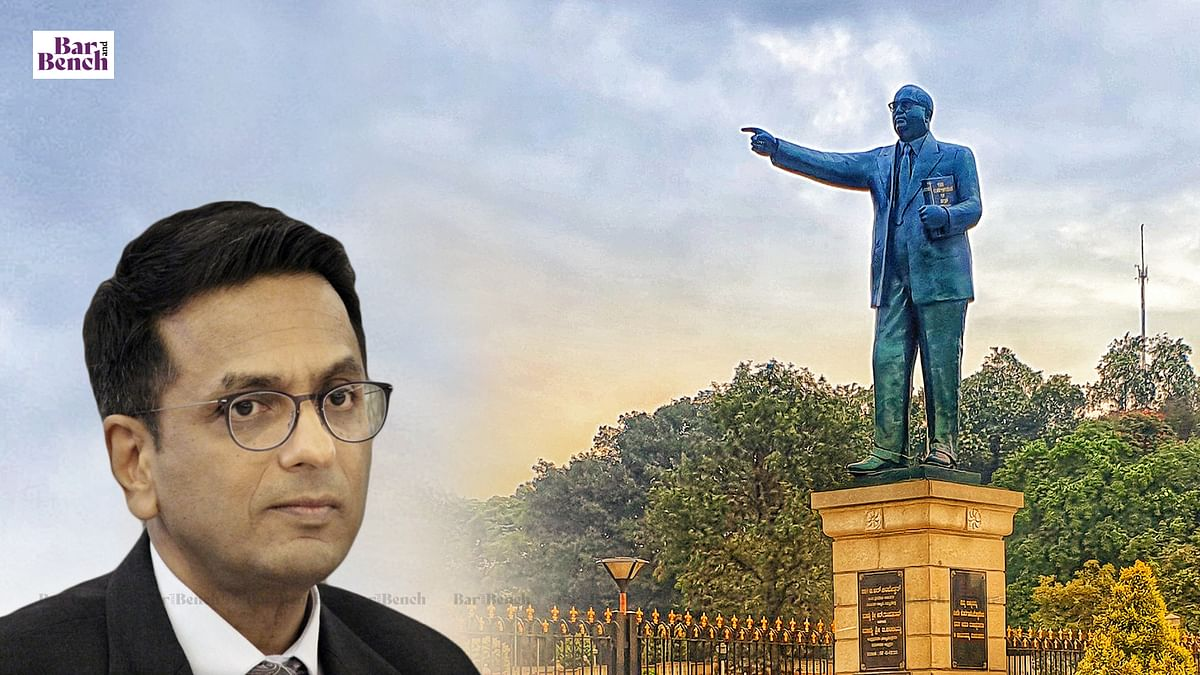 His first struggle was to access his own education but he did not use it for self-advancement alone: Justice DY Chandrachud on Dr. BR Ambedkar