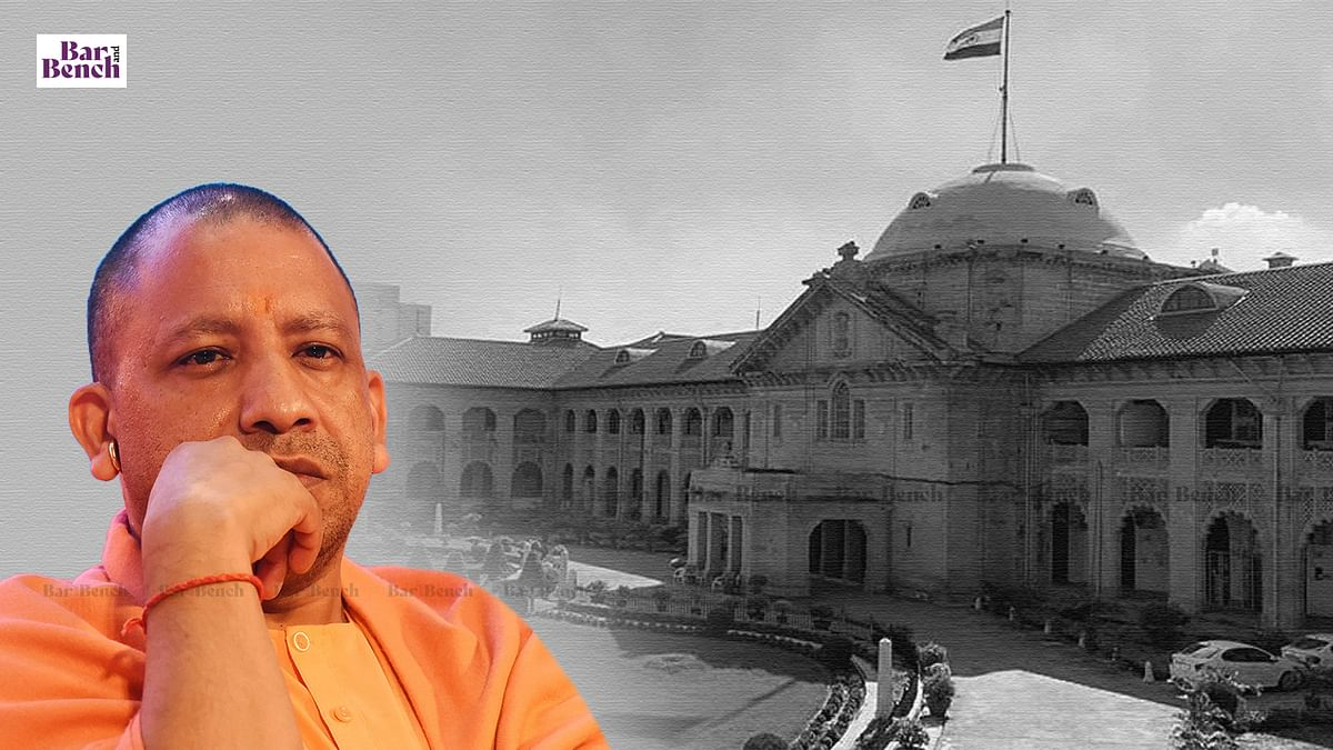 Allahabad High Court grants bail to 3 persons booked under sedition law for allegedly burning effigy of UP Chief Minister Yogi Adityanath