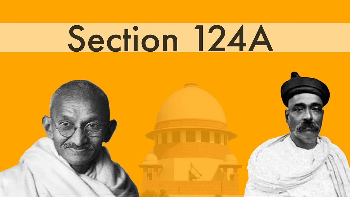Sedition law was used by British against Mahatma Gandhi, Bal Gangadhar Tilak; now misused with no accountability from govt: Supreme Court