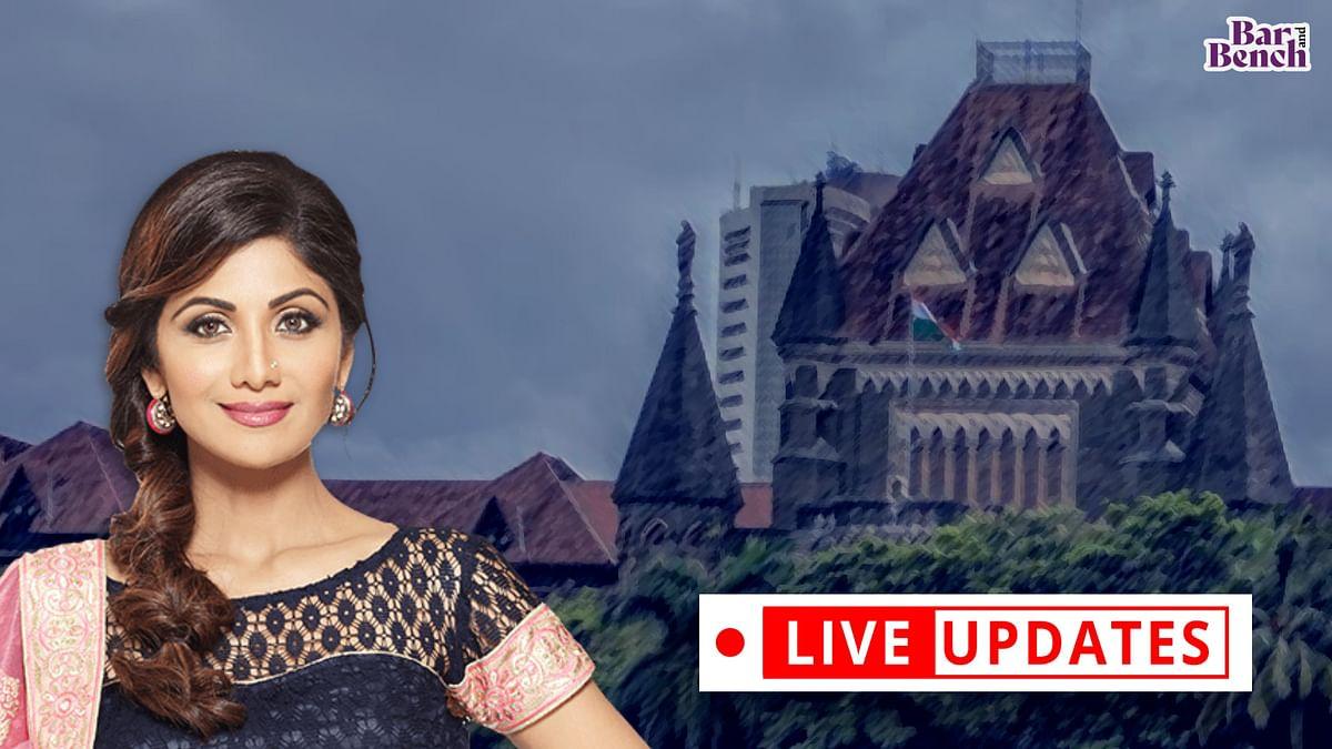 Raj Kundra arrest: Bombay High Court hears Shilpa Shetty's plea to restrain publication of defamatory content [LIVE UPDATES]