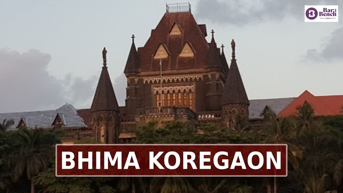 [Bhima Koregaon] 8 accused move Bombay High Court; claim chargesheet filed in haste only to defeat their right of bail