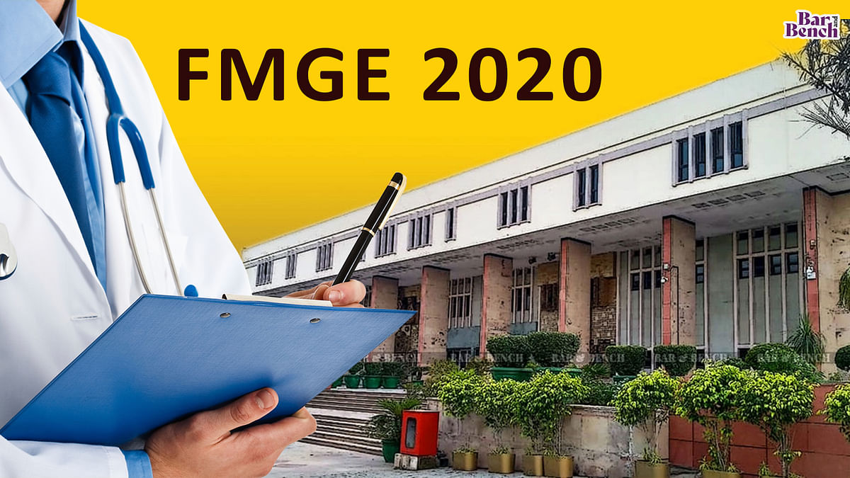 Delhi High Court awards one extra mark to candidates for incorrect question in FMGE December 2020
