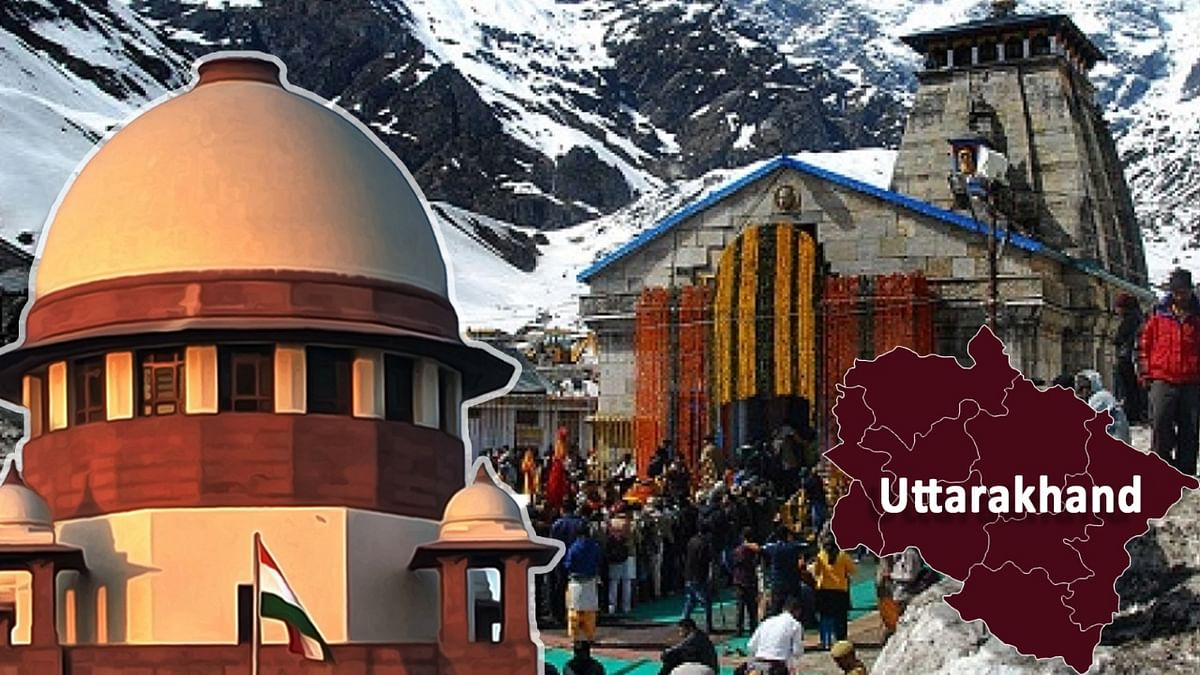 [BREAKING] Villagers earn livelihood only during Char Dham Yatra: Uttarakhand Govt moves Supreme Court challenging High Court stay on Yatra